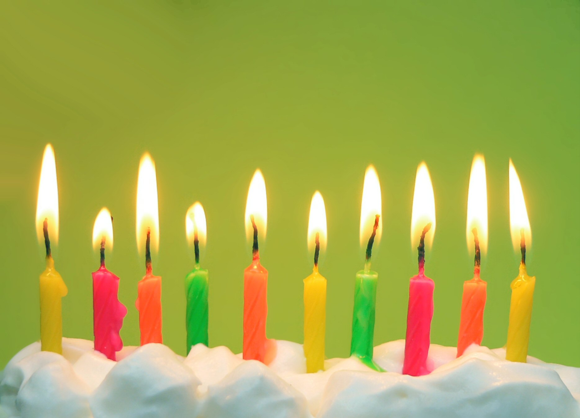 Birthday Candles Wallpaper 4 Goodtimes Party Supply And Rentals